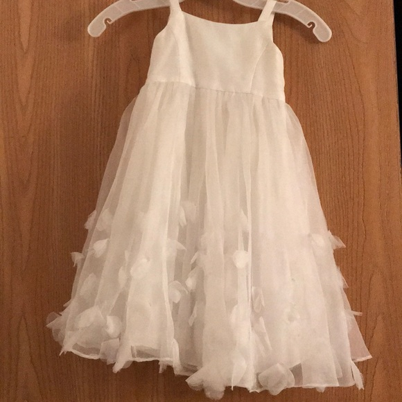 David's Bridal Other - Toddler flower girl dress